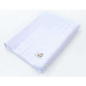Простынь на резинке Ceba Baby на пеленальный матрасик 50x70 см In My Car blue W-820-024-161