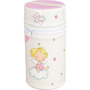 Сумка-термос Ceba Baby Mini Little Angel white-pink W-002-008-007