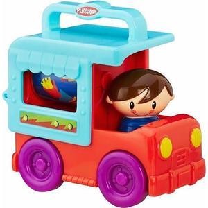 Игрушка Hasbro Playskool грузовичок Сложи и кати, возьми с собой