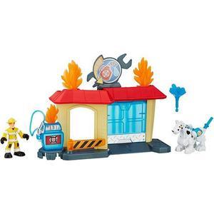 Фотография товара игровой набор Hasbro Transformers Спасатели (573960)