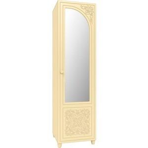 Стеллаж Compass СО-13 правый зеркало ваниль ваниль шагрень кольцо со снежным обсидианом зеркало кноб 206