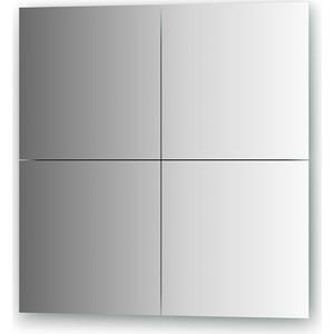 Зеркальная плитка Evoform Refractive со шлифованной кромкой 30 х 30 см, комплект 4 шт. (BY 1410)