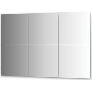 Зеркальная плитка Evoform Reflective с фацетом 15 мм, 50 х 50 см, комплект 6 шт. (BY 1535) 50pcs lot qrd1114 reflective photoelectric switch analog output