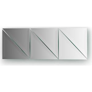 Зеркальная плитка Evoform Reflective с фацетом 15 мм, 15 х 15 см, комплект 6 шт. (BY 1537)