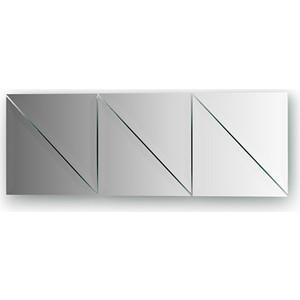 Зеркальная плитка Evoform Reflective с фацетом 15 мм, 20 х 20 см, комплект 6 шт. (BY 1539)