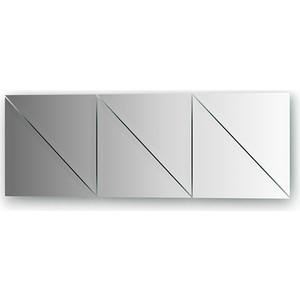 Зеркальная плитка Evoform Reflective с фацетом 15 мм, 25 х 25 см, комплект 6 шт. (BY 1541) 50pcs lot qrd1114 reflective photoelectric switch analog output