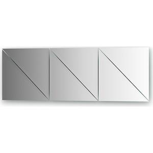 Зеркальная плитка Evoform Reflective с фацетом 15 мм, 30 х 30 см, комплект 6 шт. (BY 1543) амлодипин таб 10мг 30