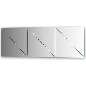 Зеркальная плитка Evoform Reflective с фацетом 15 мм, 40 х 40 см, комплект 6 шт. (BY 1545)