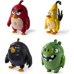 Игрушка Angry Birds интерактивная говорящая птица (90510)