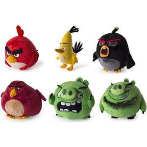 Игрушка Angry Birds плюшевая птичка 13см (90513)