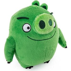 Мягкая игрушка Angry Birds Свинка 20 см (90512)