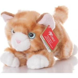 Игрушка мягкая Aurora Котик рыжий 22см