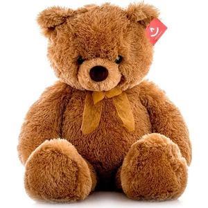 Игрушка мягкая Aurora Медведь коричневый 65 см