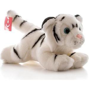 Игрушка мягкая Aurora Тигр белый 28 см