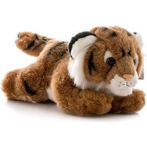Игрушка мягкая Aurora Тигр коричневый 28 см