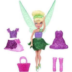Кукла Disney Дисней Фея 11 см с волосами и доп платьем (818020)