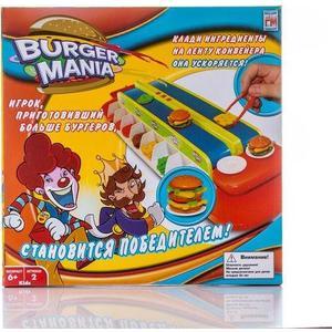 Игра Fotorama Fotorama Burger Mania интерактивная (839) fotorama fotorama интерактивная игра pizza time