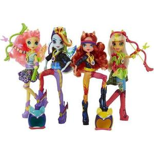 Фотография товара игрушка Hasbro Equestria Girls кукла спорт Вондеркольты (B1771) (574256)