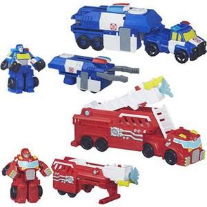 Игрушка Hasbro Playskool Heroes Трансформеры спасатели машинки-спасатели (B4951)