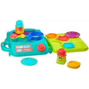Игрушка Hasbro Playskool Моя первая кухня возьми с собой (B5848) оружие игрушечное hasbro hasbro бластер nerf n strike mega rotofury