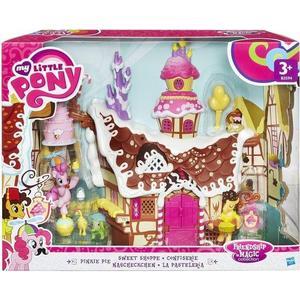Игровой набор Hasbro Коллекционный пони Сахарный дворец (B3594) оружие игрушечное hasbro hasbro бластер nerf n strike mega rotofury