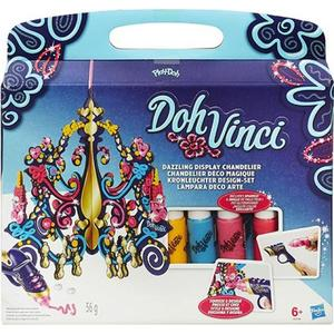 Фотография товара набор для творчества Hasbro Doh Vinchi Люстра ДаВинчи (B6998) (574292)