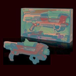 Игрушка Hydro Force водное оружие Sharkfire (ZG659) водное оружие hydro force side winder с картриджем на 300 мл