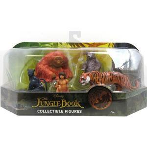Игрушка Jungle Book Книга джунглей 5 фигурок в блистере (23210)