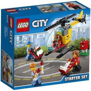 Игрушка Lego Город Набор для начинающих Аэропорт (60100)