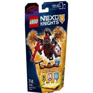 Игрушка Lego Нексо Генерал Магмар - Абсолютная сила (70338)