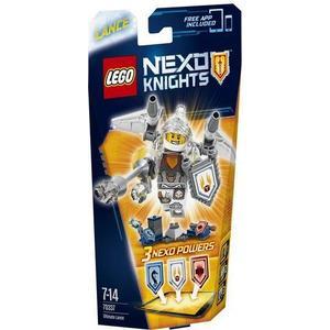 Игрушка Lego Нексо Ланс - Абсолютная сила (70337)