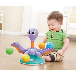Игрушка Little Tikes развивающая Вращающийся осьминог (638503) игрушка развивающая little tikes морская звезда page 8