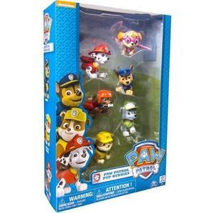 Фотография товара игрушка Paw Patrol набор из 6 фигурок (16620) (574378)