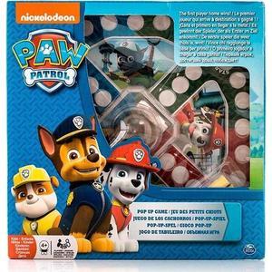 Настольная игра Paw Patrol Spinmaster с кубиком и фишками Щенячий Патруль (6028796)