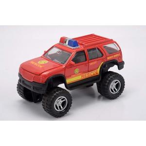 Игрушка Soma пожарный внедорожник 18 см (79618)