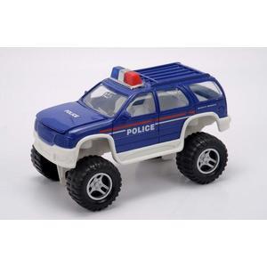 Игрушка Soma полицейский внедорожник 18 см (78878) сигвей внедорожник