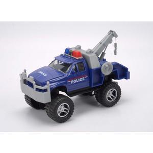 Фотография товара игрушка Soma полицейский эвакуатор 18 см (78868) (574425)