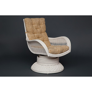 ������-������� TetChair Andrea Relax Medium � ��������, TCH White