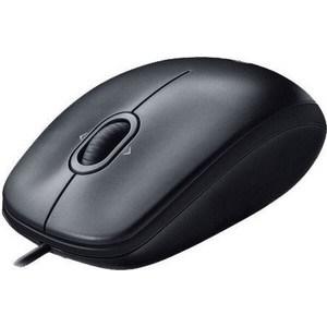 Мышь Logitech M100 Dark Grey (910-001604)