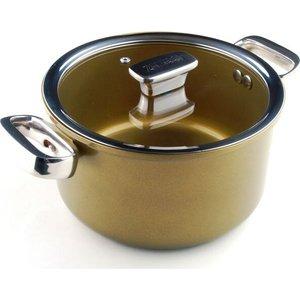 Кастрюля 5.6 л Zanussi Capri (ZCA41231DF) zanussi сковорода capri 28х5 см