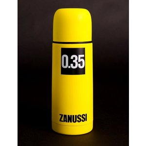 Термос желтый 0.35 л Zanussi Cervinia (ZVF11221CF)