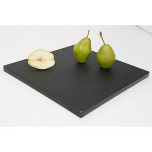 Фотография товара разделочная доска 35x35x1.9 см Zanussi черная (ZIH31110AF) (574701)
