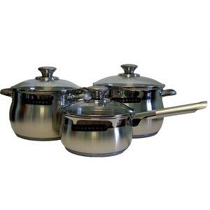 Наборы посуды 3 предмета Silampos Роял сатин (633123V60217 )