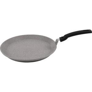 Сковорода для блинов d 20 см Kukmara Мраморная (сбмс200а) сковорода d 26 см kukmara мраморная смф262а фисташковый мрамор