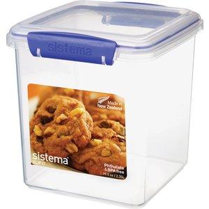 Контейнер для печенья Sistema Klip it 2.35 л (1334)