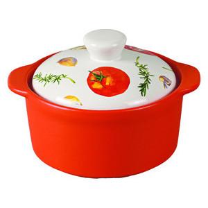 Кастрюля 3.0 л Едим Дома Vernazza Прованс (CS2213-PRV) форма для выпечки стеклянная едим дома pv5