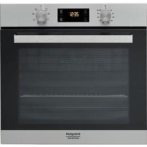 Электрический духовой шкаф Hotpoint-Ariston FA3 540 H IX/HA духовой шкаф hotpoint ariston fit 804 h ow ha бежевый