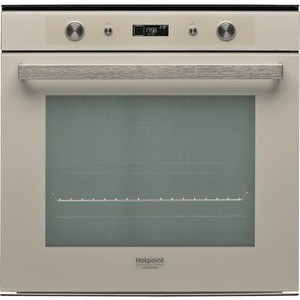 Электрический духовой шкаф Hotpoint-Ariston FI7 861 SH DS/HA духовой шкаф hotpoint ariston fi7 861 sh cf ha brown
