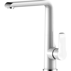 Смеситель для кухни Rossinka W с поворотным изливом (W35-23) смеситель для кухни vidima уно с литым поворотным изливом ba241aa