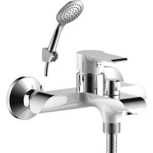 Смеситель для ванны Rossinka W с монолитным изливом (W35-31) rossinka смеситель на борт ванны rossinka s35 38 с монолитным изливом хром ojxl2er